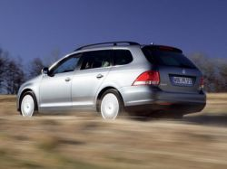 Volkswagen предлагает Golf Variant 4Motion