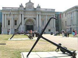 Израильский судовладелец подарил Гринвическому музею 40 млн. долларов