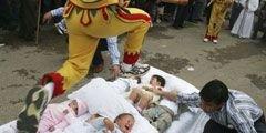 Праздник Тела Господня в Мурсии - один из самых необычных