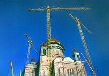 Россию застроят переносными храмами