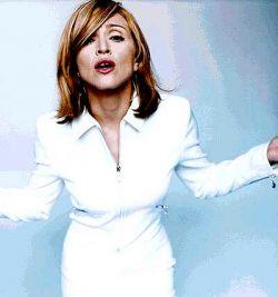 Мадонна раскритиковала цены на билеты в лондонском метро