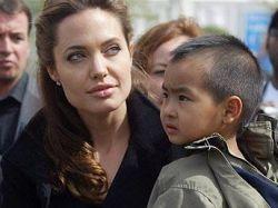 Анджелина Джоли продаст фото новорожденных детей за 10 миллионов долларов