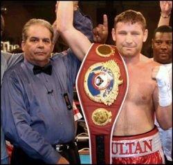 Султан Ибрагимов решил сменить тренера и вернуться на ринг