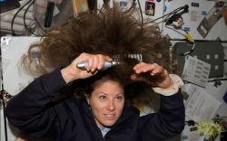 Как космонавты челнока Endeavour готовились к возвращению домой (фото)