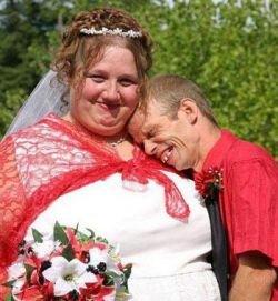 Смешные фото со свадеб. Часть 2 (фото)
