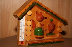 Ртути в термометрах найдена замена