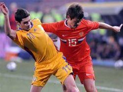 Ответный матч с Румынией Россия проведет в 2010 году