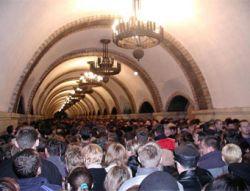 В Питере разрабатывается инструкция по выживанию в метро