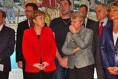 Ангела Меркель не поедет на открытие Олимпиады в Пекине