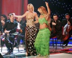 Пэрис Хилтон исполнила танец живота в Стамбуле (видео)
