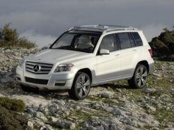 Mercedes сделает еще один внедорожник