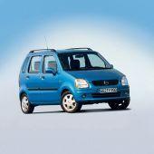 Opel Agila - малыш из грядущего