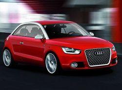 Audi выпустит автомобиль компакт-класса