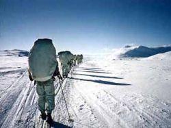 Шведская армия утрачивает способность воевать в зимних условиях