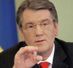 Виктор Ющенко дал добро на участие Украины в операциях в Афганистане