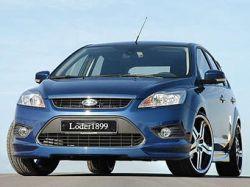Для нового Ford Focus разработали первый тюнинговый обвес