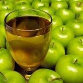 Яблочный сок защищает желудок от рака