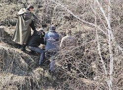 Пензенских затворников вытащили из рухнувшей пещеры (фото)
