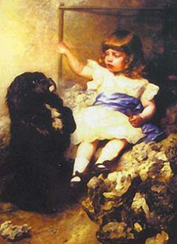 """Скандал в Третьяковке. Полотно западного живописца Келлера """"преобразилось"""" в картину Маковского"""