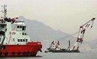 Прекращен поиск моряков с «Нафтогаза-67»