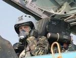 Виктор Ющенко берет пример с Владимира  Путина: украинский президент полетал на Су-27