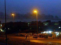 Американская авиация расширяет зону бомбардировок в районе Басры