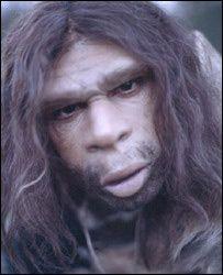 Неандертальцы общались посредством боди-арта