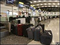 British Airways заявляет, что проблемы в Хитроу решены