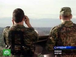 Южная Осетия обвинила Грузию в обстреле своей территории