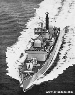 Великобритания: военный корабль можно взять напрокат