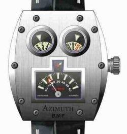 """Оловяный робот вдохновил Azimuth на концепт часов \""""Mr Roboto\"""""""