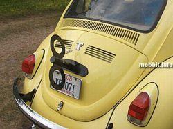 Тюнинг с юмором - заводной ключ для автомобиля (фото)