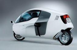 Одноколесный мотоцикл уже реальность