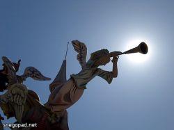 В Валенсии отметили праздник весны (фото)