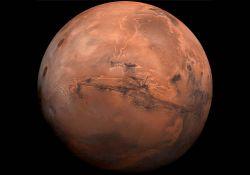 Ученые получили 3D изображения глубочайшего каньона Марса (фото)