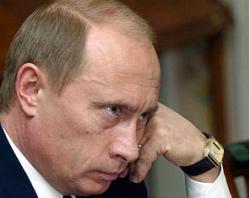 Элита уже выстраивается под Дмитрия Медведева, что вызывает у Владимира Путина состояние, близкое к истерике