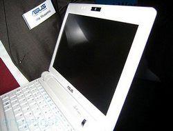 Asus Eee PC c Windows XP появится в первых днях апреля