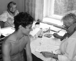 Каждый третий российский призывник из-за проблем со здоровьем не годен для военной службы