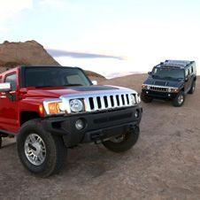General Motors уменьшит внедорожники Hummer, чтобы завоевать перспективные рынки