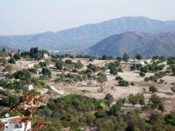 Кипр страдает от засухи