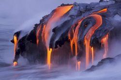 Извержение вулкана на Гавайях (фото)