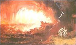 Содом и Гоморра были разрушены астероидом