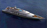 Заканчивается строительство крупнейшей в мире частной яхты