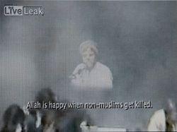 Антиисламский фильм вернулся на сайт LiveLeak