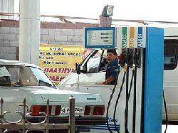 Цены на бензин за неделю ускорили темпы роста вдвое