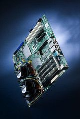 Intel продемонстрировала новую сетевую технологию Cliffside