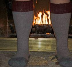 Носки с подогревом - для тех, кто все еще мерзнет