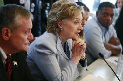Хиллари Клинтон не платит по счетам