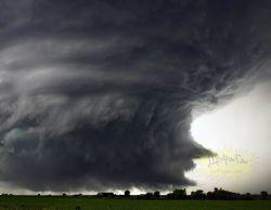 Как образуется торнадо? (фото)