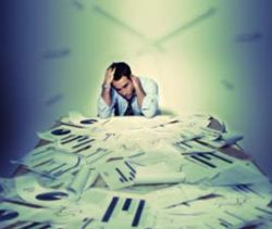 35% менеджеров увольняются из-за стресса на работе